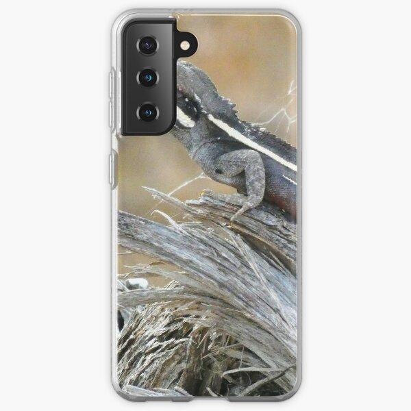 Gilbert's Dragon On a Log Samsung Galaxy Soft Case