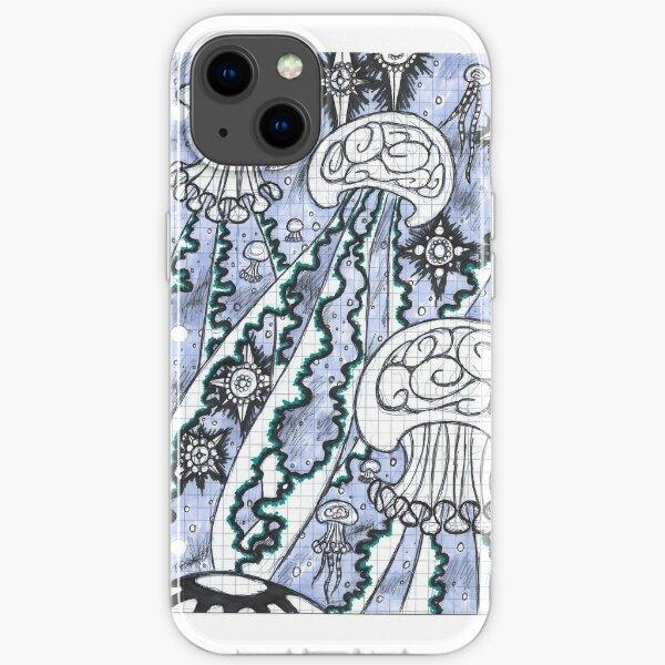 Cosmic Jellies iPhone Soft Case