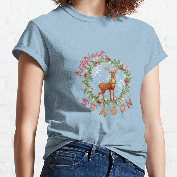 Happiest Season Classic T-Shirt