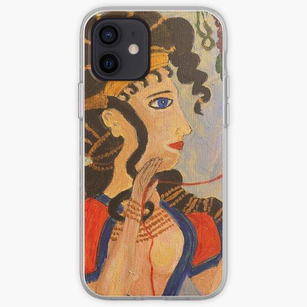 Ariadne, Cretan Princess iPhone Soft Case