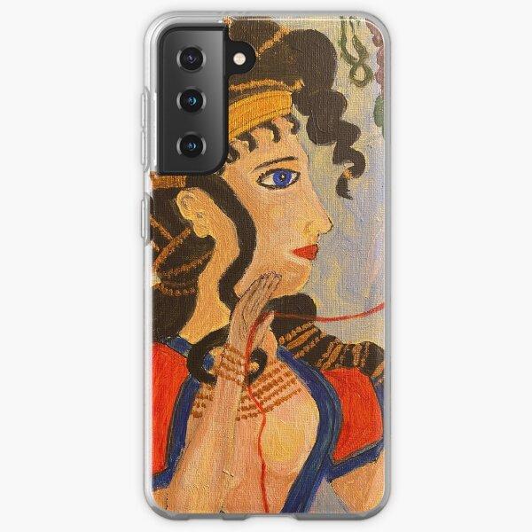 Ariadne, Cretan Princess Samsung Galaxy Soft Case
