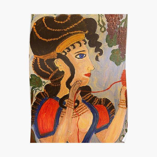 Ariadne, Cretan Princess Poster
