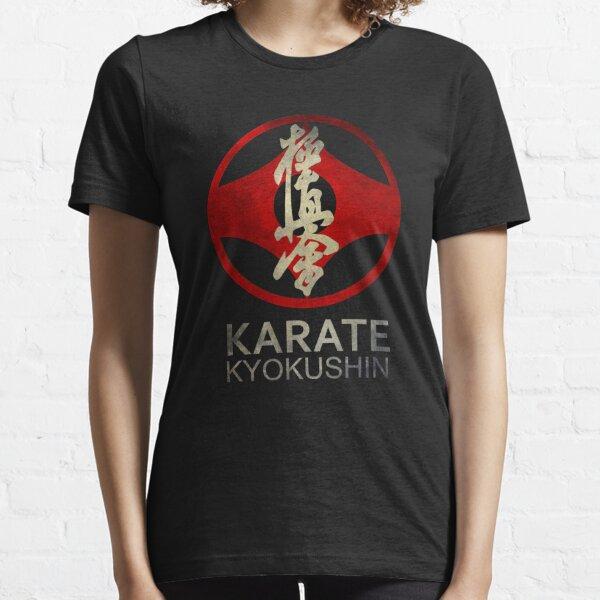 Karate Kyokushin by Masutatsu Oyama Essential T-Shirt