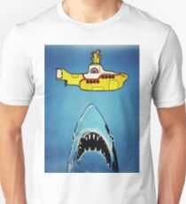 Jaws-Yellow Submarine  T-Shirt