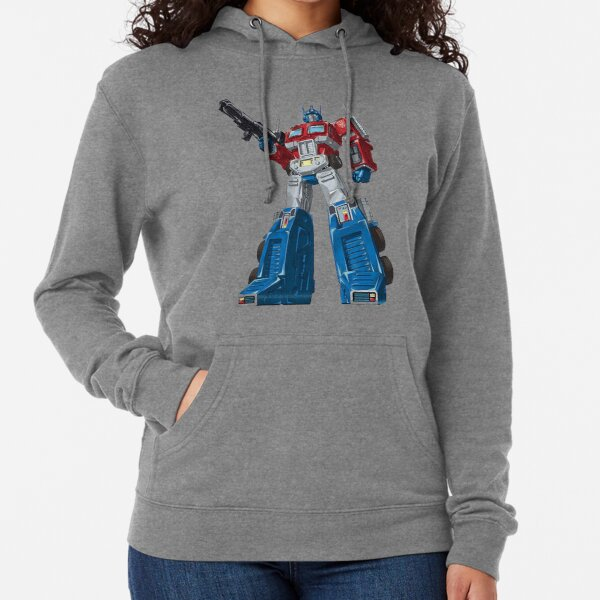 Optimus prime Lightweight Hoodie