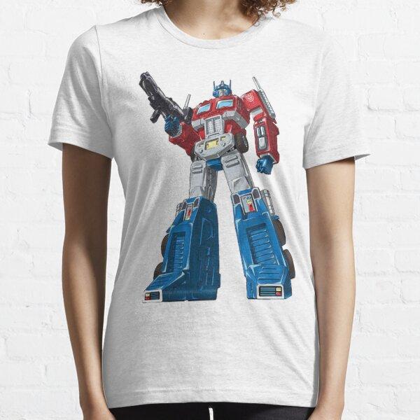 Optimus prime Essential T-Shirt