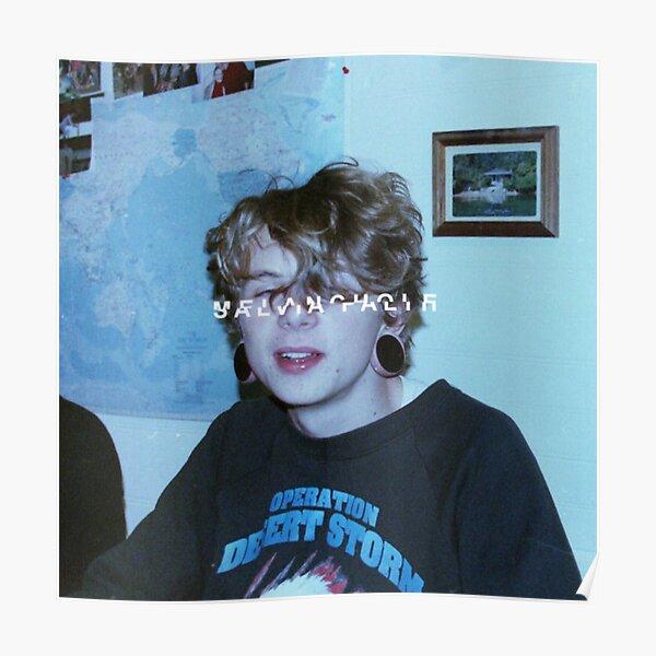 Salvia Palth Melanchole Album Cover Poster