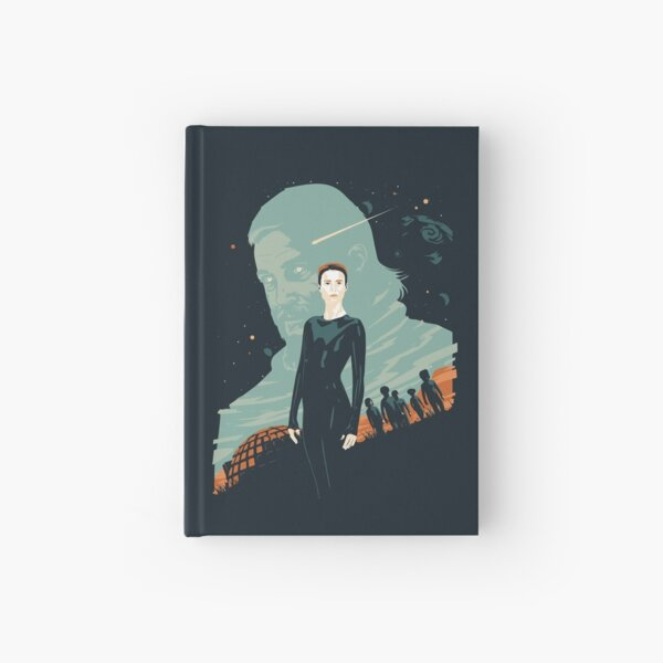 Raised by Wolves Hardcover Journal