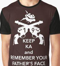 Keep KA - white edition Graphic T-Shirt