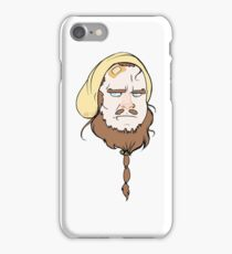 masARTda huhuhuh get it iPhone Case/Skin