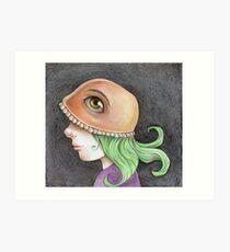 Bonnet Art Print