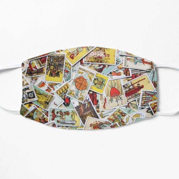 Tarot Card Collection Flat Mask