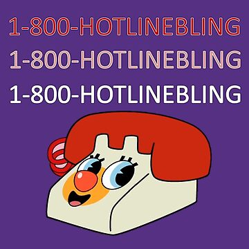 Hotline Bling - Drake by MyriahAbela555