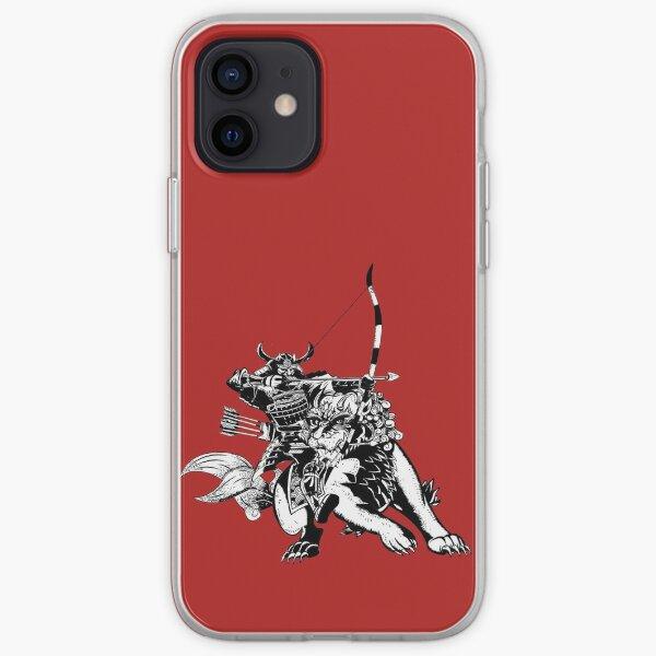 The Samurai Rider iPhone Soft Case