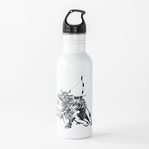 The Samurai Rider Water Bottle