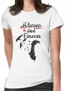 Klaus.The Originals. Always and Forever. Womens Fitted T-Shirt