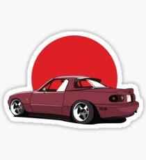 Mazda MX-5 Miata Sticker