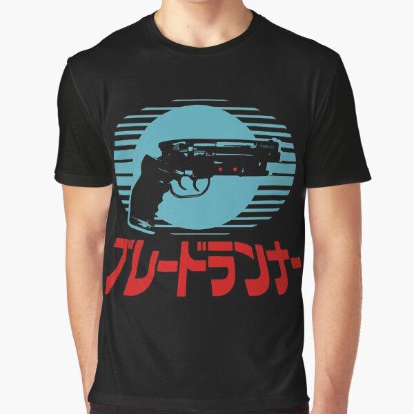 Blade Runner Blaster Graphic T-Shirt