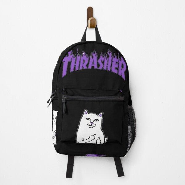 purple colour Backpack