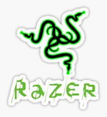 Razer logo Sticker