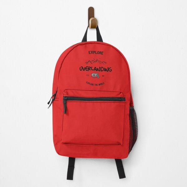 overlanding  to adventure  Backpack
