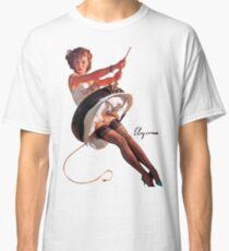 pin up girl Classic T-Shirt