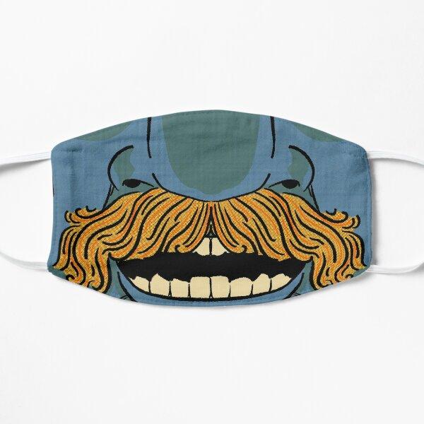 Stache  Flat Mask