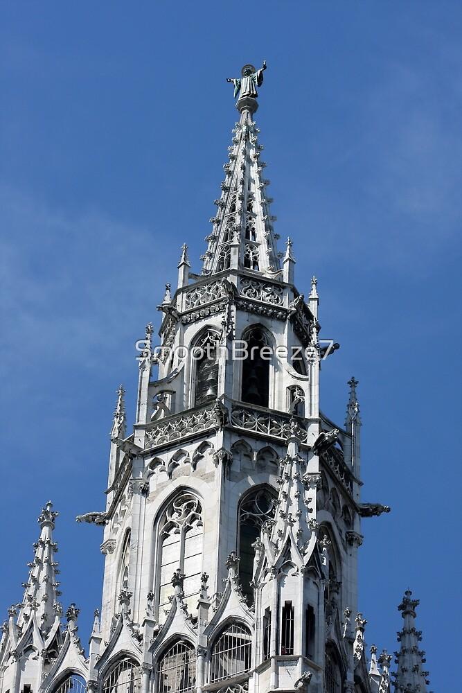 Top of Munich | Munich Town Hall by SmoothBreeze7
