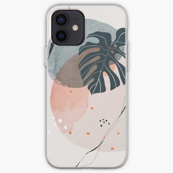 Monstera Greenery iPhone Soft Case