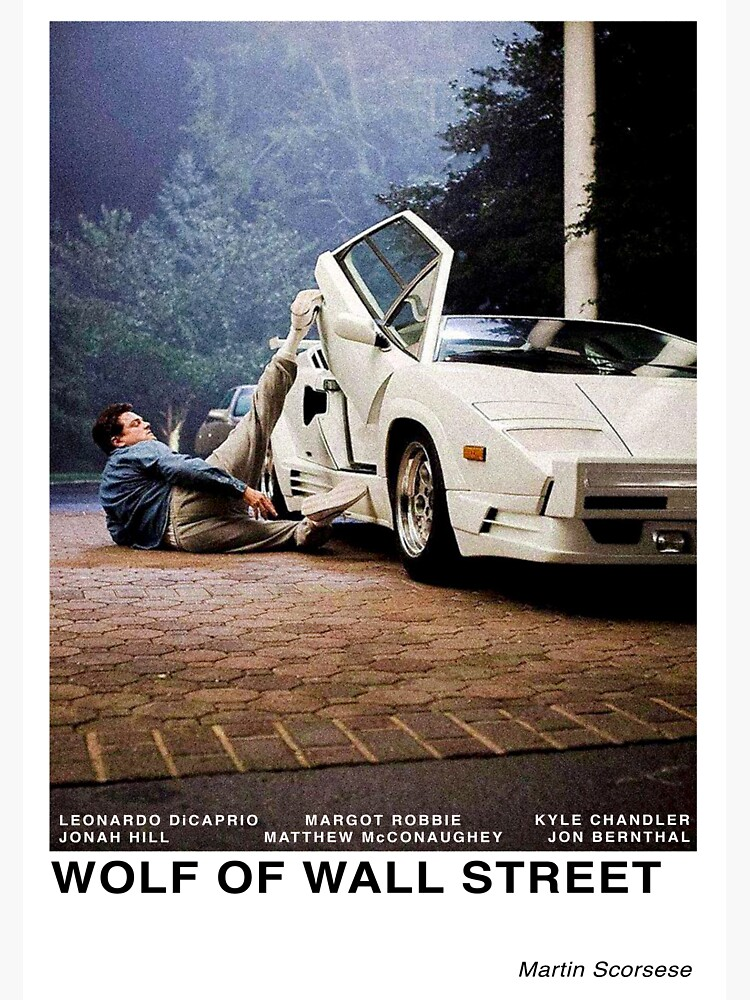 Wolf of Wall Street by PuzzleBuzz