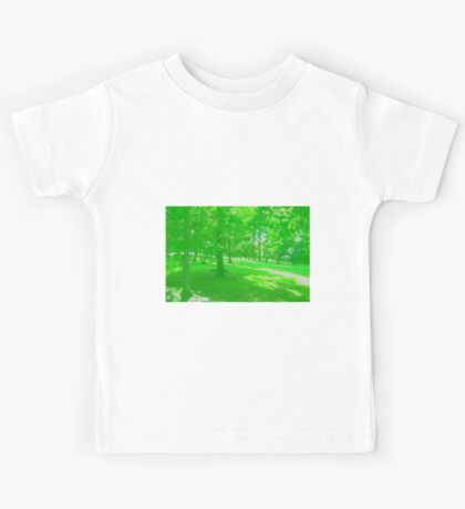 What is Making the Green Trees Cry? Kids Clothes