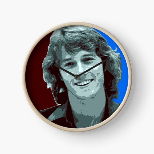 Andy Gibb Legends Clock