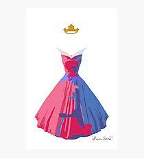 Make it Pink! Make It Blue! Photographic Print