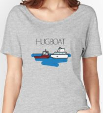 Hug Boat Women's Relaxed Fit T-Shirt