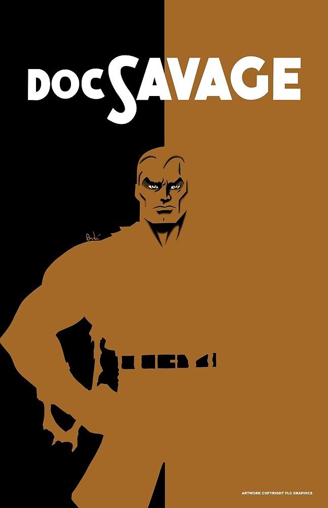 DOC SAVAGE by FLComics