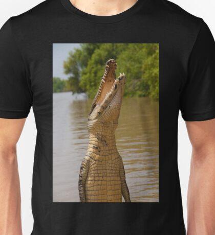 Jumping Crocodile T-Shirt