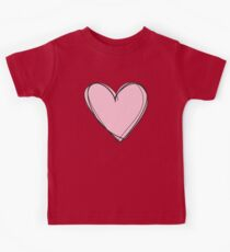 Love St. Valentine's gift - for pink ladies Kids Clothes