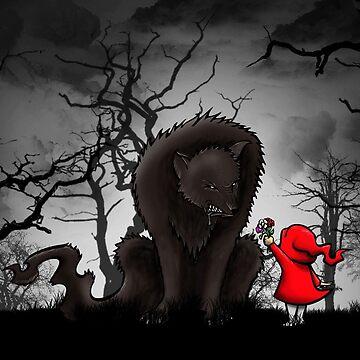 Little Red Riding Hood by raphaelburton