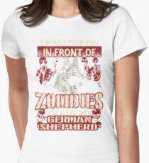 German Shepherd Dog-Zombies T-Shirt