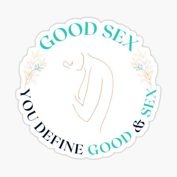 Good Sex Sticker