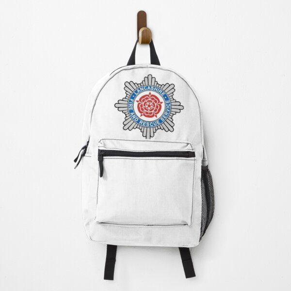 Lancashire Fire Brigade Backpack