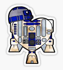 R U 2 B Mine Sticker