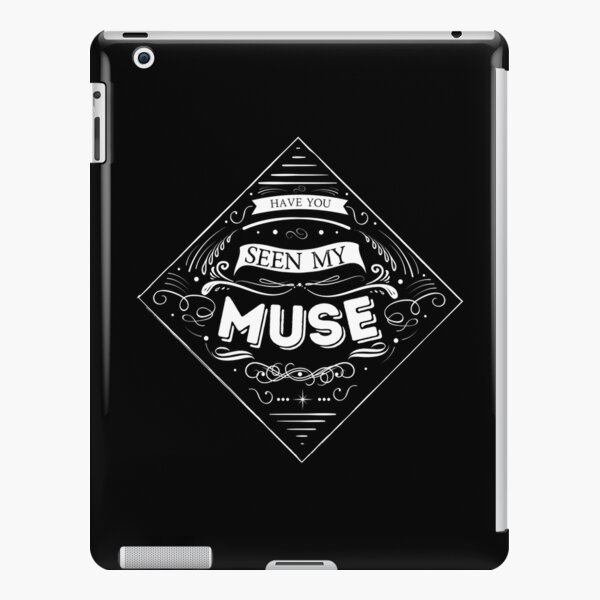 Have you seen my muse? iPad Snap Case
