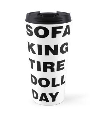 sofa king tired. Sofa King Tired By OECKI
