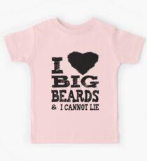Love Big Beards Kids Clothes