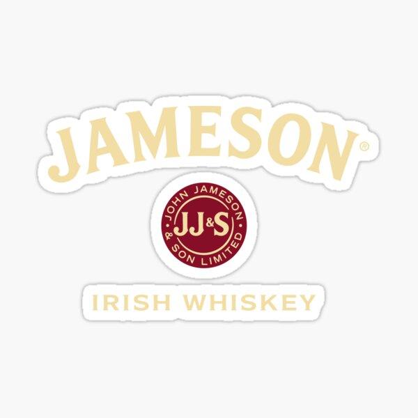 Jameson Irish Whiskey  Sticker