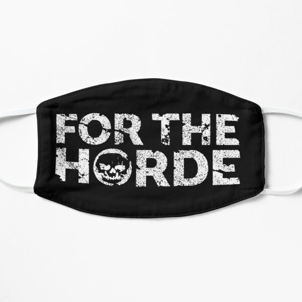 Für die Horde Flache Maske