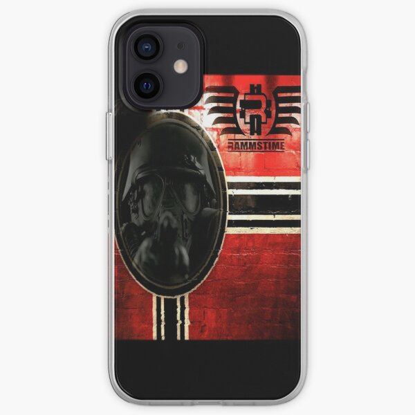 Modèle Tutup Congor Rammstein Coque souple iPhone