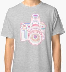 Cute Pastel Camera Classic T-Shirt