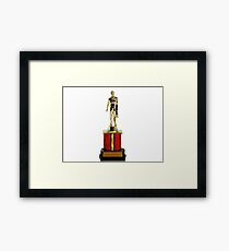 Dunder Mifflin Dundies Awards-Hottest in the office Framed Print